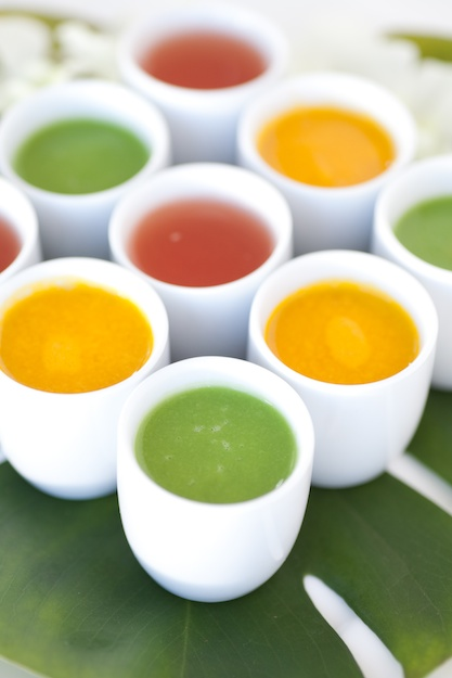 Chilled Soups Highlight Summer Produce