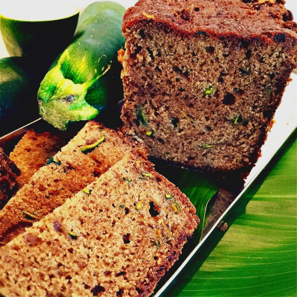 Spiced Zucchini Bread