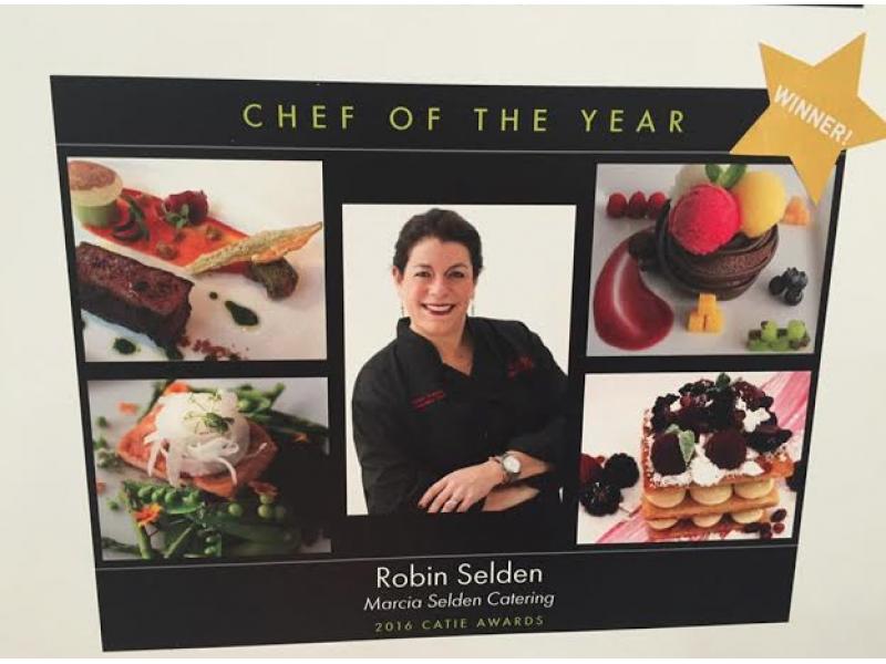 Robin Selden Wins Top Industry Honor