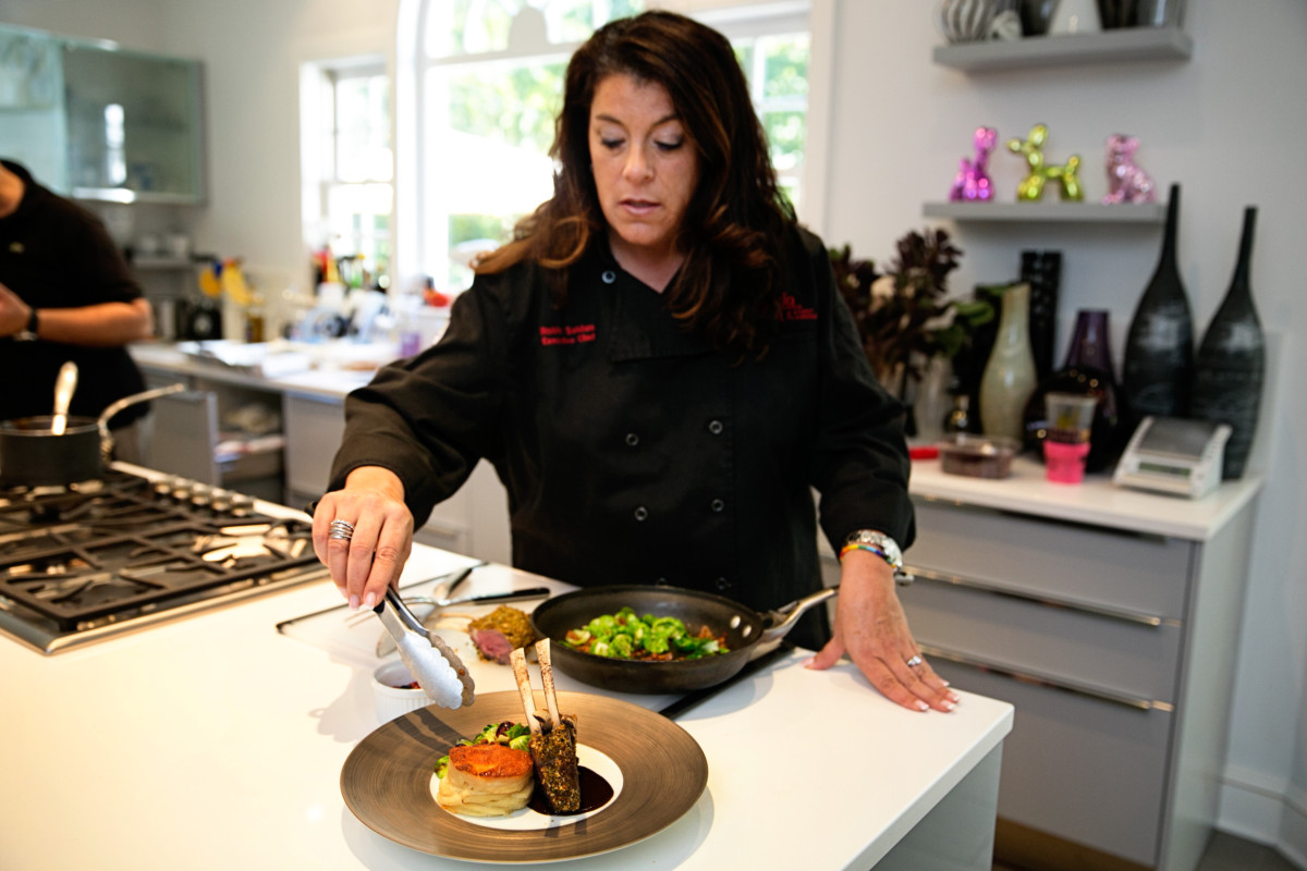 Stamford Chef Earns Top Honor with Growing Family Business