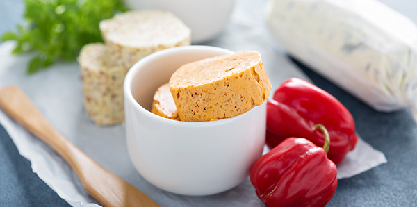 Beyond Bare Butter: Mix-Ins Create Compounds That Impress